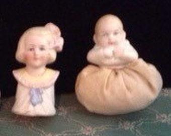 Rare Find Antique Dollhouses Dolls 3