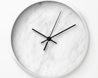 MARBLE | Wall Clock