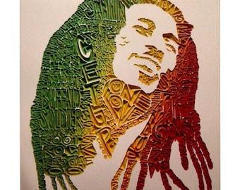 Bob Marley Sign