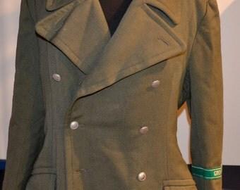 East Gremany Trench Coat