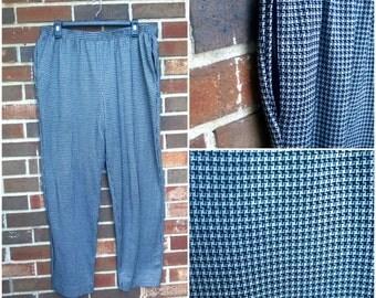Super Comfy Herringbone Shiny Soft Pants, 14