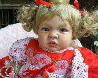 Reborn Baby Red Queen