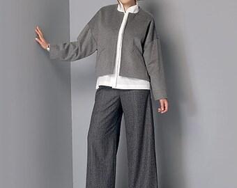 Vogue Pattern V9162 Misses' Jacket, Shirt and Pants