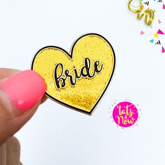 Bride Pin (sold individually)