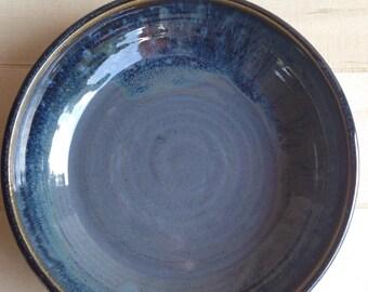 "8"" shallow bowl"