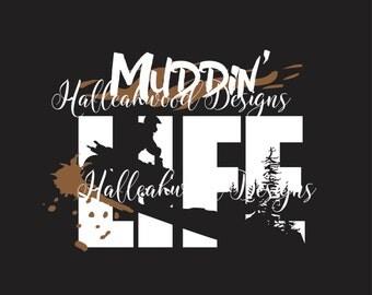 muddin/4wheelin- DIGITAL DESIGN