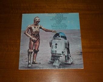 Star Wars Album - The Story of Star Wars