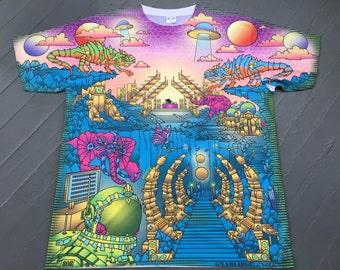 XLarge - V2 - Science Fiction Shirt!