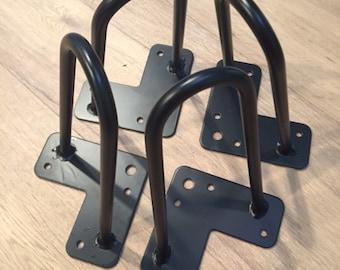 8'' Mid Century Modern Hairpin (hairpin) Furniture Feet