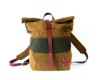 Harland Rolltop Backpack