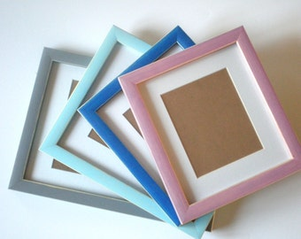 A3 frame photo frame 30x42 cm picture frame wood frame rustic frames cottage frames woodworking colourful frame nursery frames Solidwoodshop