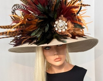 Big Brown Kentucky Derby Hat