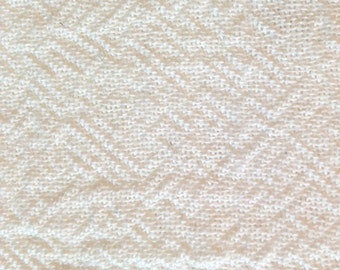 White Cotton Gauze Fabric-By-The-Yard