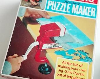 Jig-saw Puzzle Maker (Meccano)