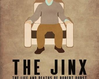 The Jinx Minimalist Poster