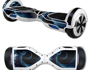 Skin Decal Wrap for Self Balancing Scooter Hoverboard unicycle Stone Waves