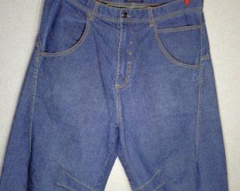 Men DDP Shorts Size 44 Denim Shorts Jean Shorts