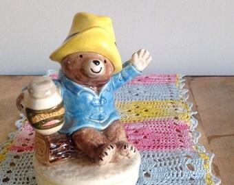Musical Paddington Bear