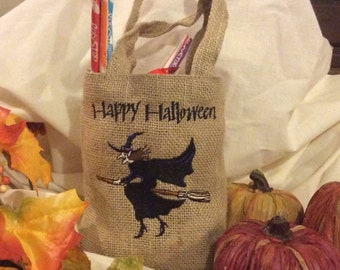 Halloween Party Favor Bags