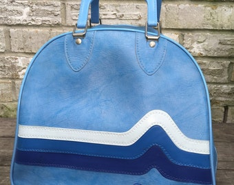 1970's Vintage Bowling Bag, Don Carter