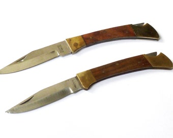 Two Vintage Lock Knives/Penknives