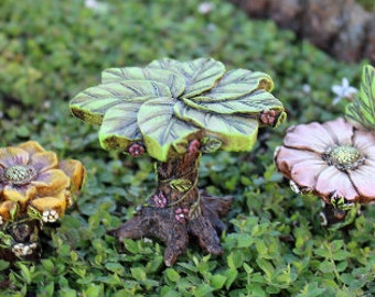 Fairy garden table, miniature table and chairs, fairy table and chairs, fairy dining, miniature furniture, fairy furniture