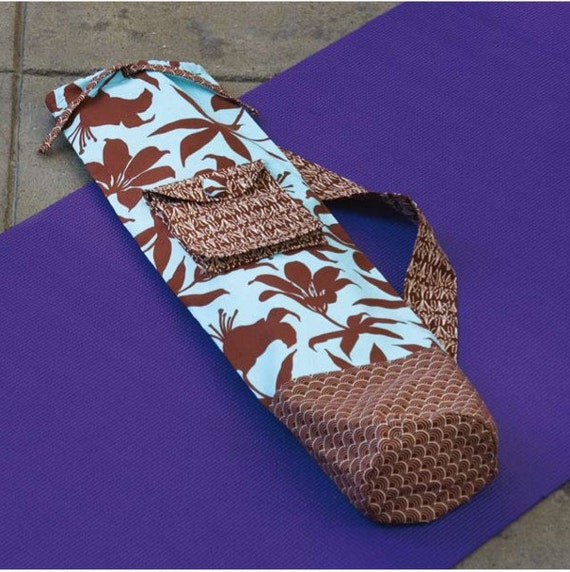 Yoga Mat Carrier Sewing Pattern Download 802600