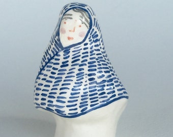 Alberta - ceramic woman