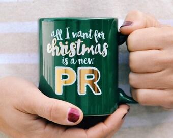 New PR Christmas Coffee Mug