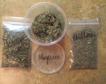 Twelve pack of hand rolled smokeable herbal blends