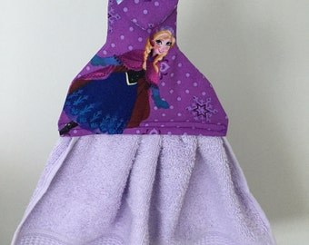 Frozen Sisters Forever  Hand Towel