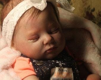 Reborn Baby Girl Gemma (Reborn Gemma by Donna Rubert) (Reborn Baby) (Reborn) (Reborn Girl) (Reborn Baby Girl)