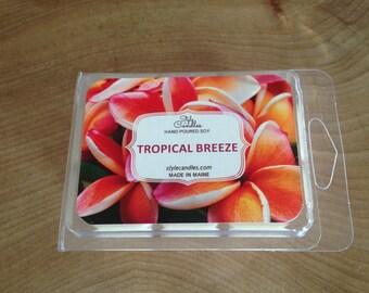Tropical Breeze Soy Wax Melts