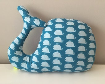 Small pillow blue whale