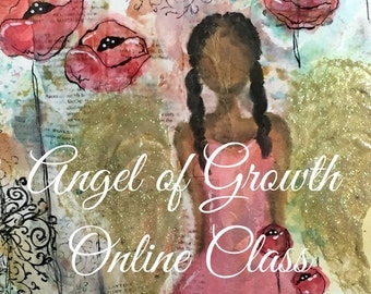 Angel of Growth Online Class
