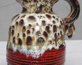 small 70s J. LAN vase