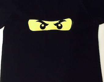 Youth and Adult Ninjago Eyes Shirt