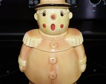 Toy Soldier Cookie Jar By Block