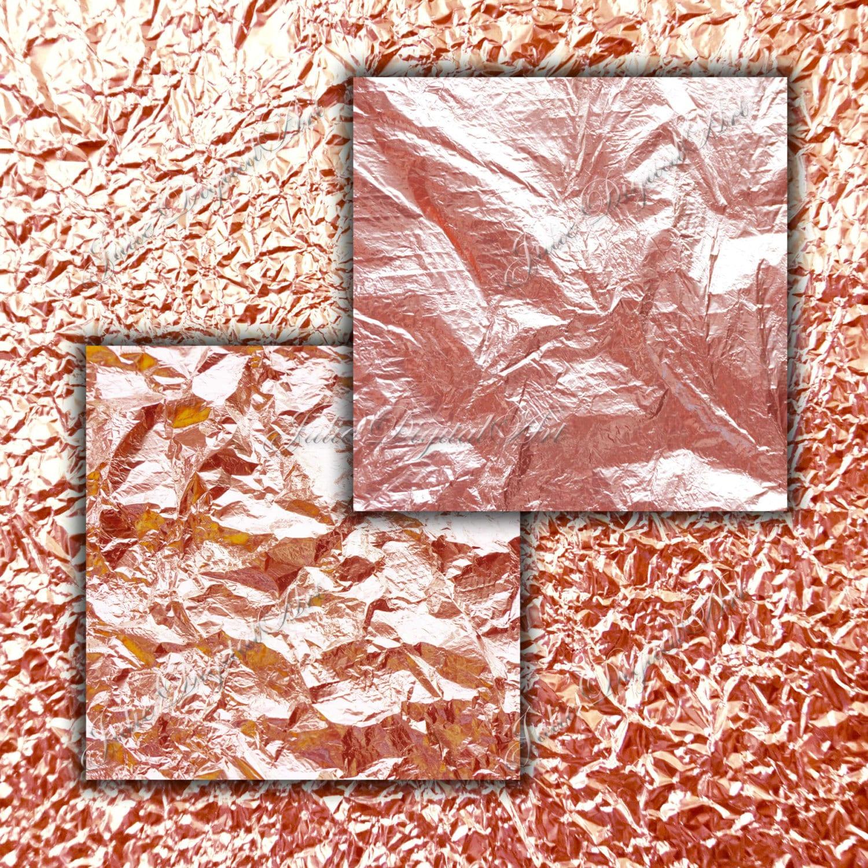 pink rose gold foil - photo #24