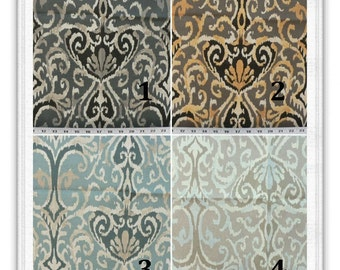"Window Curtains - Pair of drapery curtain panels 24"" or 50"" wide x 63, 84, 90, 96, 108 & 120"" long.  Custom Window Treatments. Winchester."