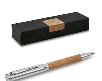 Cork Pen Set