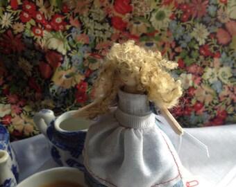 Alice in Wonderland pegdoll