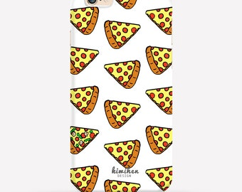 Pizza iPhone Case, iPhone 6 Case, iPhone 6 Plus Case, iPhone 7 Case, iPhone 7 Plus Case, Samsung case, 2 in 1 Case, S6 Case, Pattern Case