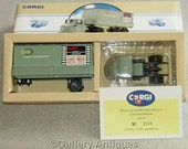 Vintage 1993 Corgi Diecast Limited Edition vehicle Scammell Scarab Railfreight Original Box & Certificate 2749 / 5030 (ref: 3189) (b)