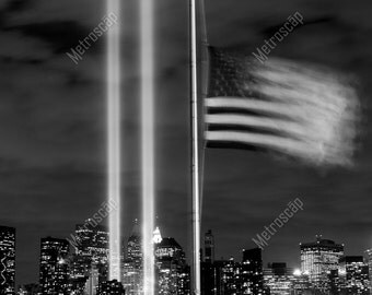 Black and White, New York City Photography, September 11th, Fine Art Photography, NYC Pictures, Manhattan