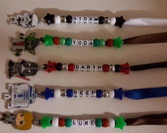 Star Wars Handmade Keycharms/Bag Charms