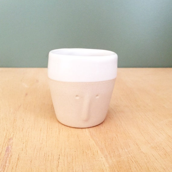 Pot à visage