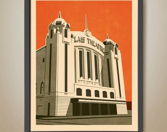 Palais Theatre.  Art Deco. Melbourne Icon. St. Kilda. Melbourne Theatre.