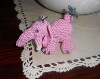 Crochet Elefant