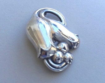 Gorgeous Georg Jensen Sterling Silver Pin